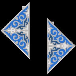 Серьги TE37019